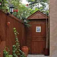 王府花园别墅庭院设计建