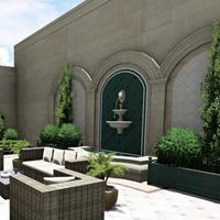 紫禁壹号院庭院设计