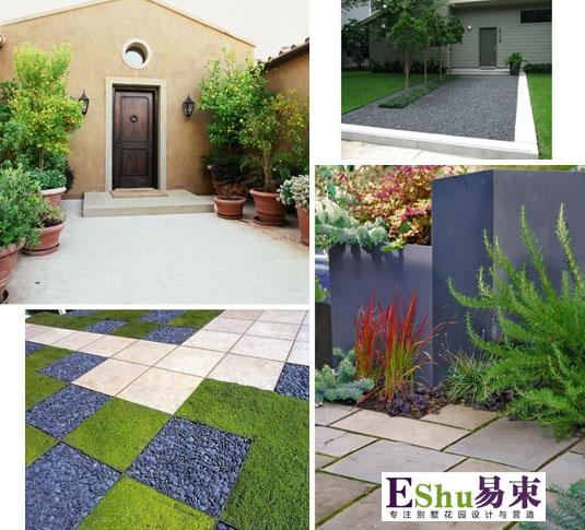 【庭院植物】-庭院植物-eshu易束景观|庭院设计|别墅