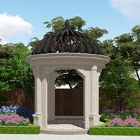 龙城花园庭院设计