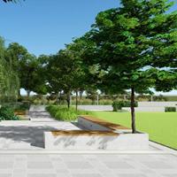 雁栖半岛庭院设计